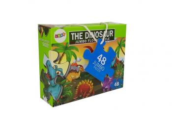 XXL Puzzle Dinozavri 48 kosov