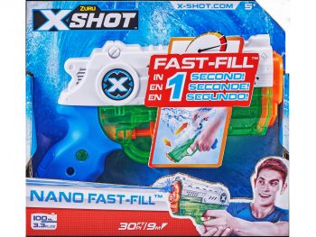 Zuru X-Shot vodna pištola Nano Fast-Fill