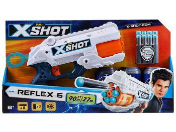 Zuru pištola X-Shot Reflex 6