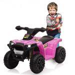 RUNTY Mini QUAD na akumulator pink