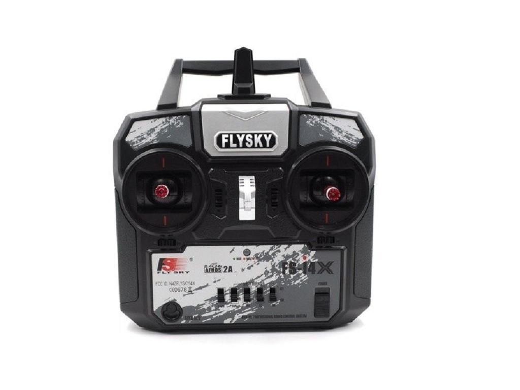 Daljinec FlySky FS-i4X + Sprejemnik FS-iA6