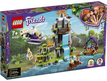 LEGO Friends Džungelsko reševanje gorske alpake 41432