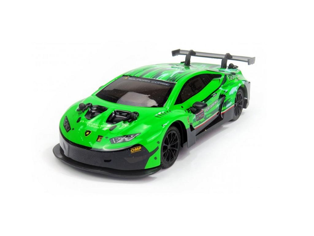 Lamborghini Huracán GT3 1:24 2.4GHz zelen