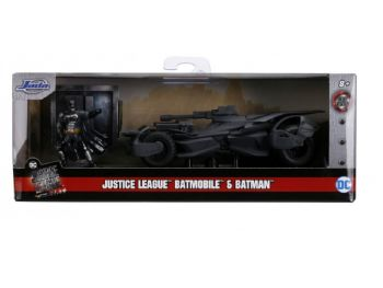 Batman Justice League - kovinski avtomobilček