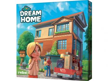 Družabna igra Dream Home