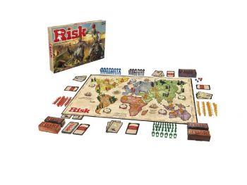 Družabna igra Risk - strateška igra osvajanja