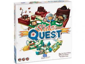 Družabna igra Slide Quest