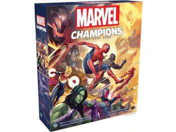 Družabna igra s kartami Marvel Champions