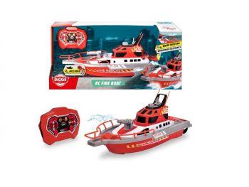 Gasilsko-reševalni čoln na daljinca Dickie Toys
