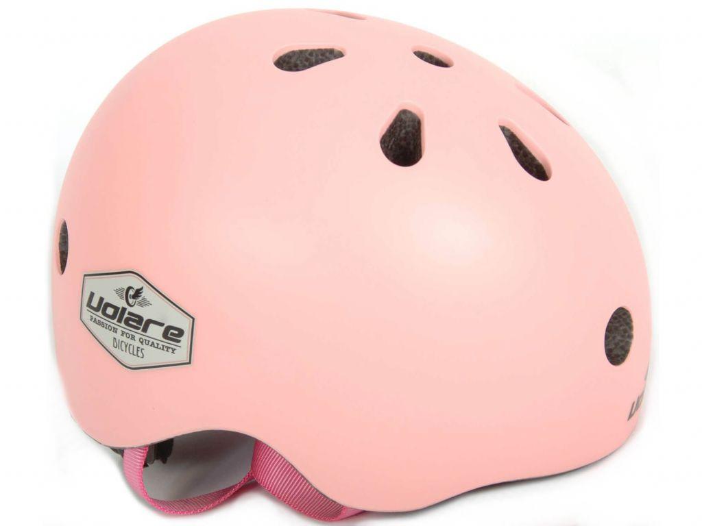 Otroška čelada Volare Light Pink