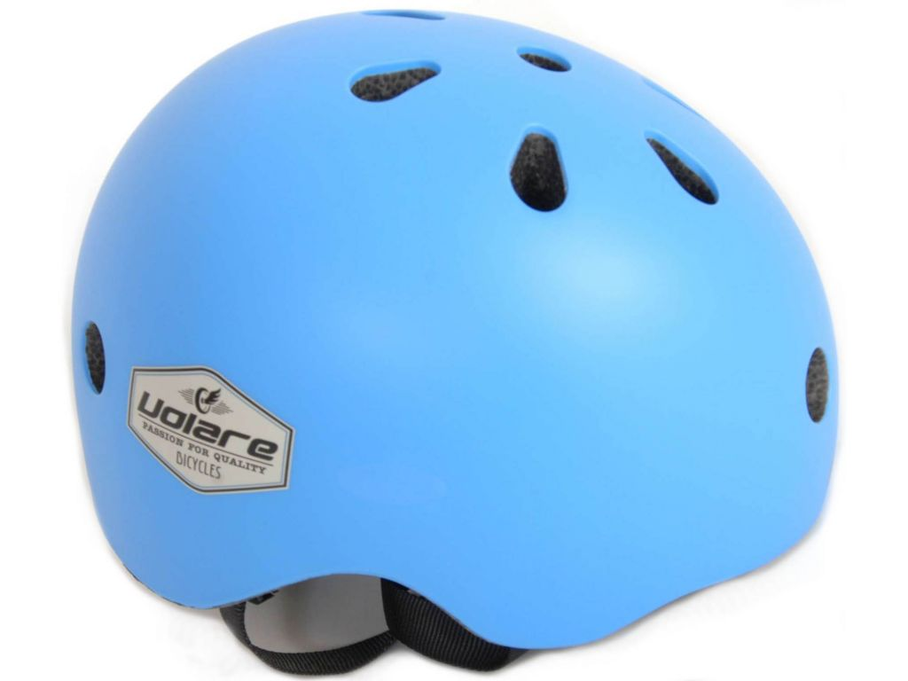 Otroška čelada za kolo XS modra