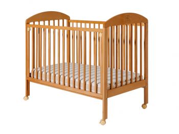 Otroška posteljica Bambi natur eigrače