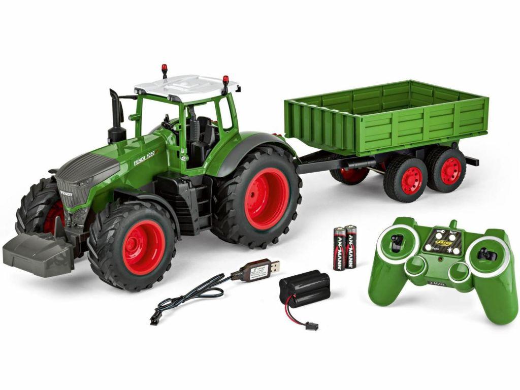 RC Traktor Fendt s prikolico Carson