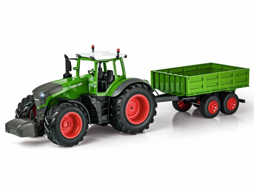 traktor na daljinca fendt