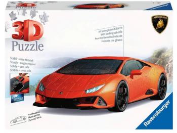 Ravensburger 3D sestavljanka Lamborghini Huracan 108d