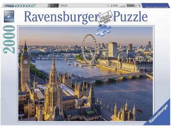 Ravensburger sestavljanka London - pogled na Temzo 2000d