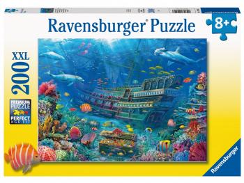 Ravensburger sestavljanka Zaklad na dnu morja 200d