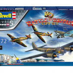 Revell Gift Set 80th anniversary Battle of Britain 05691