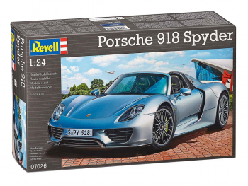 Revell maketa avtomobila Porsche 918 Spyder 07026
