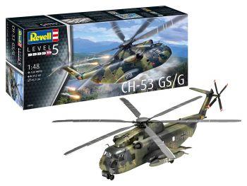 Revell maketa helikopterja CH-53 GS/G 03856