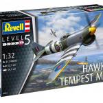 Revell maketa letala Hawker Tempest Mk.V 03851