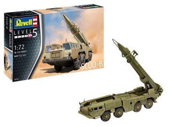 Revell maketa vojaškega vozila SCUD-B 03332