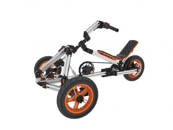 Sestavljiva otroška in mladinska vozila DOCYKE - L paket