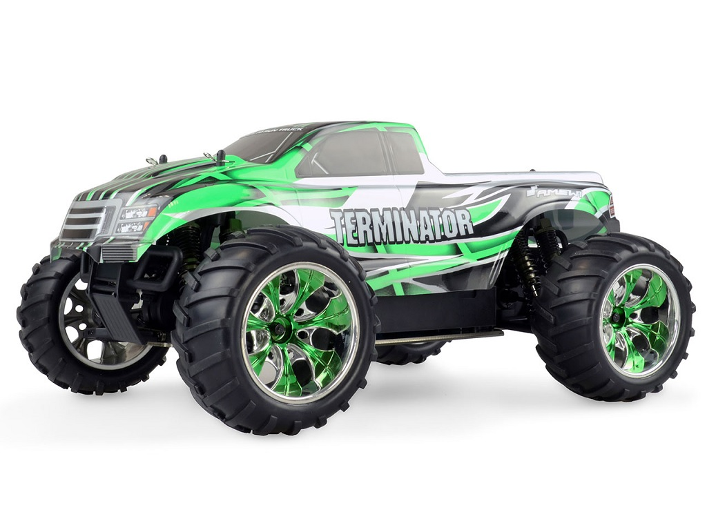 TERMINATOR PRO Monstertruck 4WD BL 1:10