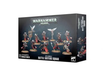 Warhammer 40000 - Battle Sisters Squad