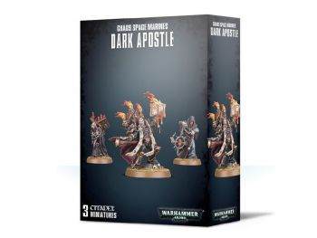 Warhammer 40000 - Chaos Space Marines - Dark Apostle