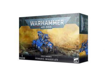 Warhammer 40000 - Primaris Invader ATV