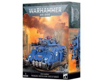 Warhammer 40000 - Primaris Repulsor Executioner