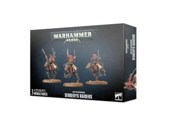 Warhammer 40000 - Serberys Raiders