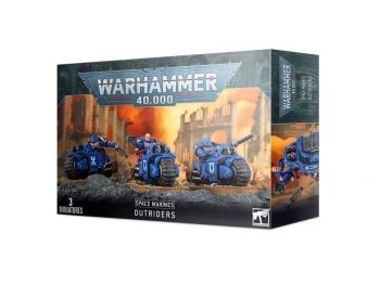 Warhammer 40000 - Space Marines - Outriders