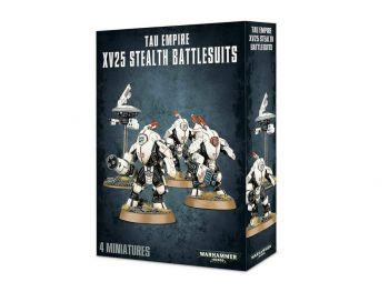 Warhammer 40000 - Tau empire - XV25 Stealth Battlesuits