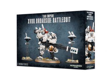 Warhammer 40000 - XV88 Broadside Battlesuit