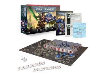 Warhammer 40000 - začetni set - Elite Edition