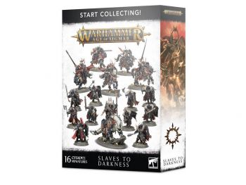 Warhammer - Age of Sigmar - Slaves to Darkness