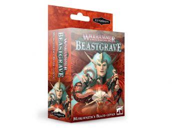 Warhammer - Underworlds - Beastgrave - Morgwaeths blade-Coven
