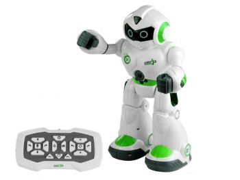 IR Robot ki pleše hodi in poje