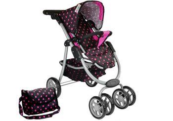 otroški voziček igrača alice
