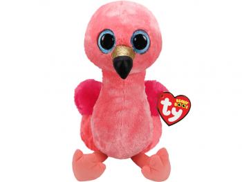 Pliš TY Flamingo Gilda 42cm