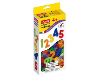 Quercetti Set magnetne številke - 48 kos eigrače