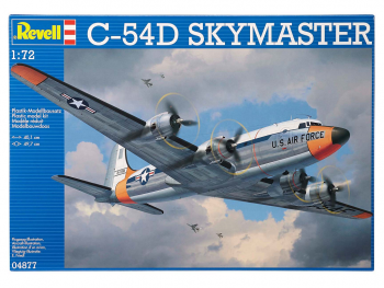 Revell maketa letala C-54 Skymaster 04877
