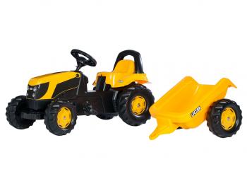 Traktor na pedala rollyKid JCB 012619