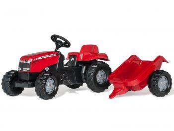 Traktor na pedala rollyKid Massey Ferguson 012305