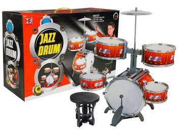 Otroški bobni jazz