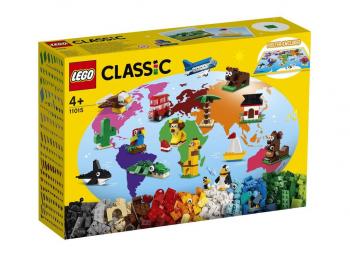 LEGO Classic Okoli sveta 11015