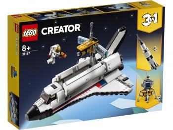 LEGO Creator Dogodivščina z vesoljskim plovilom 31117