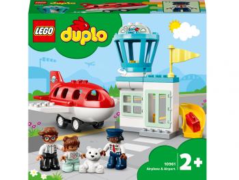 LEGO Duplo Letališče z letalom 10961